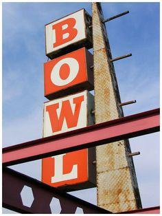 #SMpinspiration Santa Monica Bowling Alley