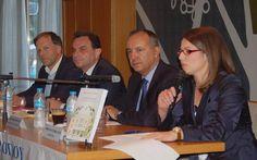 Παρουσιάστηκε στην Βέροια το νέο βιβλίο του βουλευτή Θεσσαλονίκης Θεόδωρου Καράογλου «Ορκίζομαι» (φωτογραφίες)