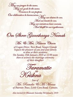 11 Best Christian Wedding Invitation Wording Images