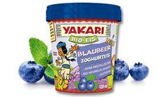 YAKARI Blaubeer Joghurteis