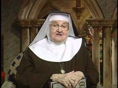 Mother Angelica - What is the Kingdom of Heaven Really Like?