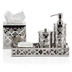 Palomar Vanity Collection | Bathroom-accessories | Storage-organization | Decor | Z Gallerie