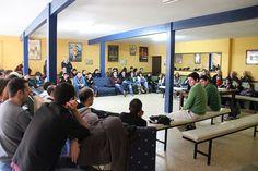 Ya queda muy poco para el encuentro de socios/as y voluntarios/as de ONGAWA. Ésta es una foto del de 2012