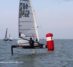EuroMoths : Benoit Marie a décroché la 7e place du Championnat (...) - SeaSailSurf.com : L'actualité des sports de glisse #mer #voile #sport