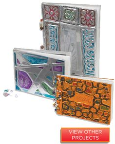 Art Supplies from Dick Blick Art Materials...metal art journals