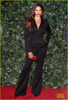 From QVC Style Party held at The Four Seasons Hotel Hotel on Friday (February 22) in Los Angeles