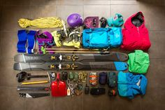 What To Carry In Your Ski Pack | Christina Lustenberger | Skiing Magazine