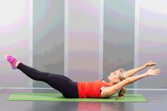 5. Double-Leg Stretch