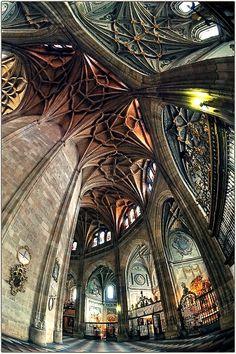 Segovia Cathedral, Segovia, Spain