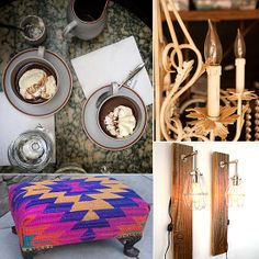 We are loving FleaPop, a new online Flea Market that is a genius hybrid of Etsy and Craigslit. Shop on in style!