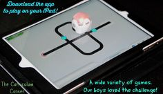 There is an Ozobot App: A great tool for teaching your students and children coding. This little robot is so much fun!