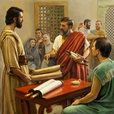 Timothy and other faithful Christians are unmoved by the actions of an apostate in their midst