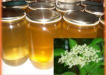 Med z květů lípy Smoothie, Mason Jars, Homemade, Food, Jars, Author, Lemon, Syrup, Eten
