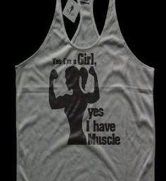 "Another ""must have"" workout shirt :)"