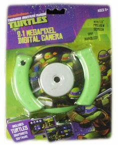 Marvel Teenage Mutant Ninja Turtles 2.1MP Camera Teenage Mutant Ninja Turtles.