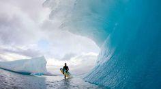 Deep Soul Frozen Frozen Waves