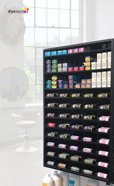#1 All-In-One Hair-Color Organizational Storage System.