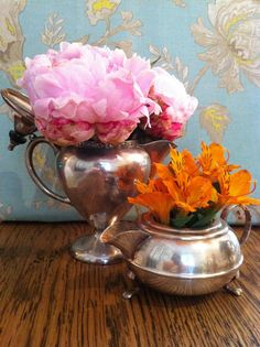 Take tea with your blooms?