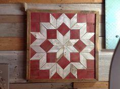 Barnwood quilt