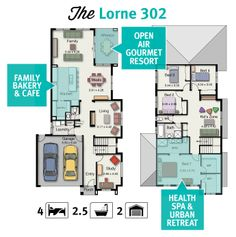 the lorne 302 is such a great 2 storey home design by hotondo homes - Project Home Plans