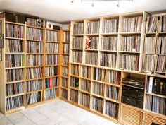 Record rooms - Michael Leichtfuss Wiesbaden, Germany [1]