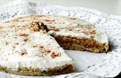 TheBloggerGirl: recept: jednoduchý ovsený koláčik s jabĺčkom