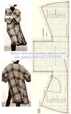 Sewing tutorials step by step projects ideas for 2019 Tutoriales de costura paso a paso proyectos ideas para 2019 coser Sewing Projects For Beginners, Sewing Tutorials, Sewing Hacks, Sewing Tips, Sewing Ideas, Dress Tutorials, Coat Patterns, Clothing Patterns, Sewing Patterns