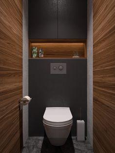 Toilet, Powder, Interiors, Bathroom, Design, Style, Powder Room, Spaces, Bath