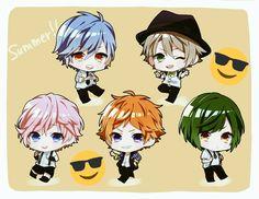 Beautiful Boys, Beautiful Pictures, Chibi Characters, Fictional Characters, Chibi Boy, Japanese Games, Kawaii, Bishounen, Best Husband