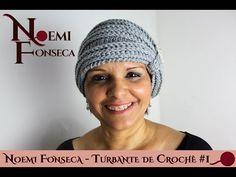 Entre um Fio e Outro: Noemi Fonseca - Turbante de Crochê #1