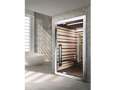 Sauna de infravermelho SWEET SAUNA INFRARED Coleção Home by STARPOOL | design Cristiano Mino