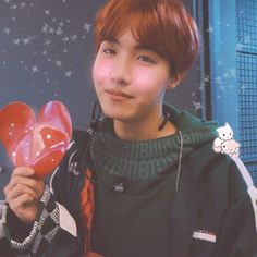jung hoseok | soft&cute