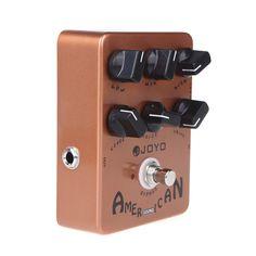 JOYO JF-14 American Sound Guitar Amp Simulator Effect Pedal