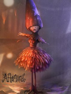 Afterland character #Afterland #ImaginaryGames