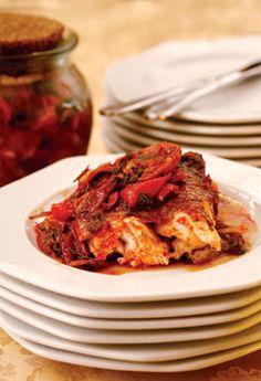 ... Gur's Spicy Morrocan-Israeli style Fish (Dag Hareef) #weiserkitchen