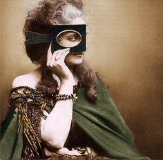 Virginia Oldoini, Countess of Castiglione (22 March 1837 – 28 November 1899), better known as La Castiglione, was an Italian aristocrat who achieved notoriety as a mistress of Emperor Napoleon III of France. She was also a significant figure in the early history of photography.