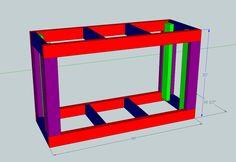 DIY - Build an Aquarium Stand