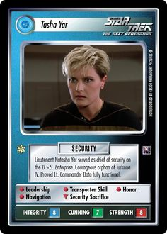 Star Trek Ccg, Star Wars, History Of Television, Si Fi, Star Trek Universe, Collector Cards, Female Characters, Trekking, All Star