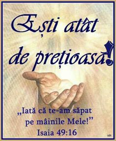 Prețioasă Mana sapat Bless The Lord, Jesus Loves You, God Jesus, Words Of Encouragement, Bible Verses, Blessed, Love You, Faith, Christian