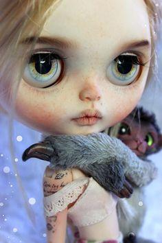 RESERVED for Patricia Prisce Custom Blythe Doll #blythe #customblythe #ooakblythe