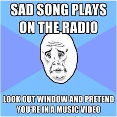 Oh my, gosh. I do this like alllll the time.
