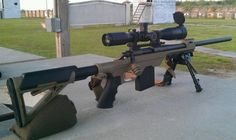 Modular Driven Technologies. Remington Model 700 SPS Tactical 20 inch BBL in .223.
