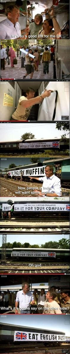 Top Gear ad fail