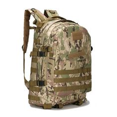 Cosplay Level 3 Backpack Army-style Attack Backpack Molle Tactical Bag in PUBG Online - NewChic Mobile Hiking Bag, Hiking Backpack, Travel Backpack, Survival Backpack, Luggage Backpack, Rucksack Backpack, Laptop Backpack, Cool Backpacks For Men, Camouflage Backpack