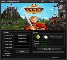 Empire Four Kingdoms Cheats Hack Unlimited Gold, Rubbies, Food, Wood Cheat Online, Android Hacks, Website Features, Test Card, High Energy, Cheating, Link, Empire, Hack Tool