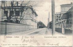 Ulich strasse Libau 1900-1910.