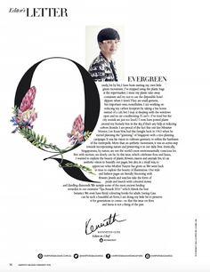 nomiolo: Harper's Bazaar Singapura