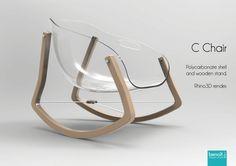 C Chair by Benoit Jury at Coroflot.com