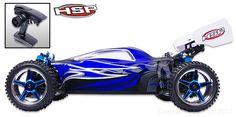 Xstr Race Buggy Blue 1/10 RTR Pro ブラシレスモーター付きモデル #HSP #RC #ラジコンカー #バギー #ホビー #クリスマス #プレゼント