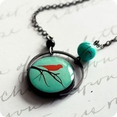 Tree Crown necklace
